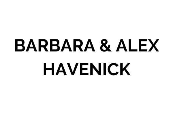 Barbara & Alex Havenick