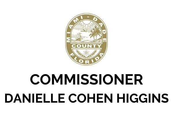 Commissioner Danielle Cohen HIggins_