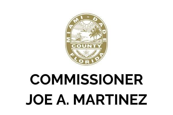 Commissioner Joe A. Martinez_