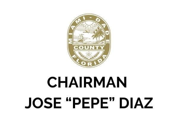 Commissioner Jose Pepe Diaz_