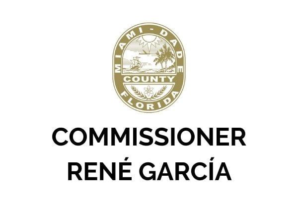 Commissioner Rene Garcia_