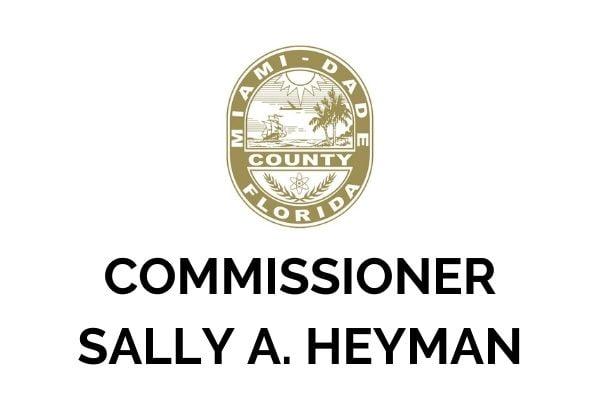 Commissioner Sally A. Heyman_