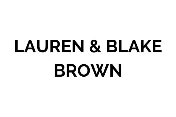 Lauren & Blake Brown