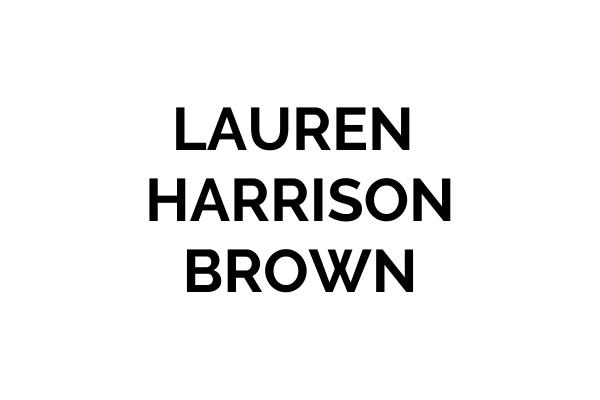 Lauren Harrison Brown