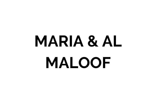 Maria & Al Maloof