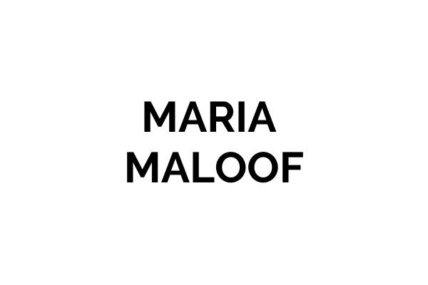 Maria Maloof