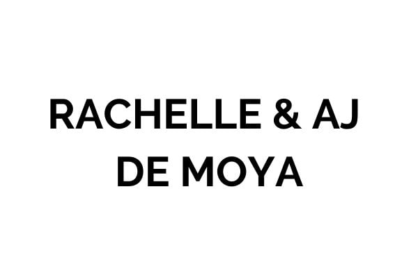 Rachelle & AJ de Moya