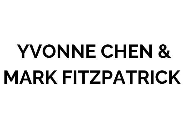 Yvonne Chen & Mark Fitzpatrick